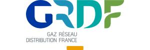 GRDF - logo